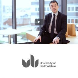 Lean Six Sigma promotional video University of Bedfordshire