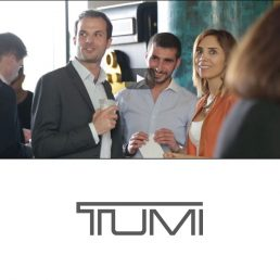 Tumi Bags 40th anniversary