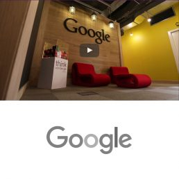 Startup Video Pitch in Dubai Google office