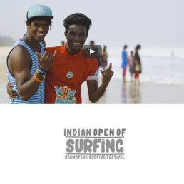 Indian Open Of Surfing Festival