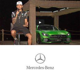 Mercedes AMG GTR Regional launch Event