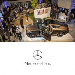 Mercedes-Benz E-Class Coupé launch event