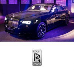 Rolls-Royce Black Badge Track experience