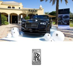 Rolls Royce National Day Polo Cup
