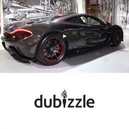 Video Content for McLaren P1