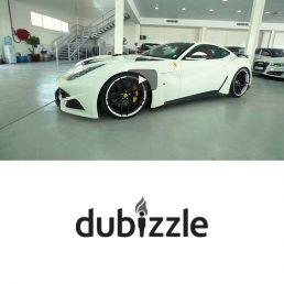 Video of the Loudest car in Dubai