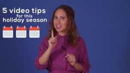 5-video-tips-for-holiday-season